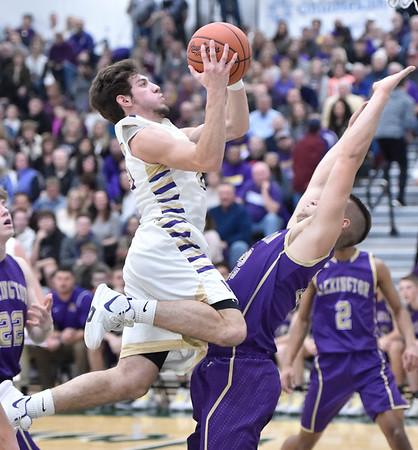 Vermilion falls to Lexington in district semifinals