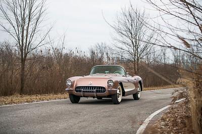 RM 1957 Corvette