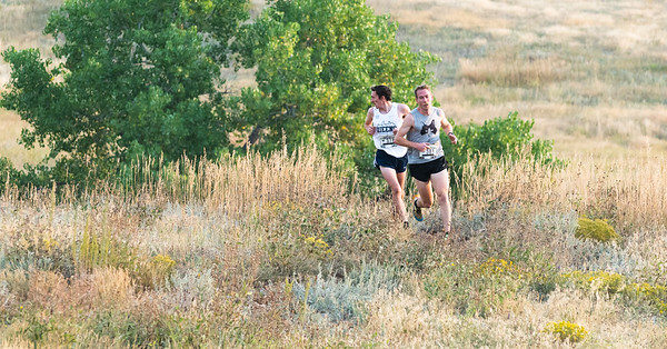 The Race (USATF Colorado Trail Championships)