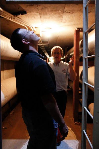 2015 Steam Tunnel Tours