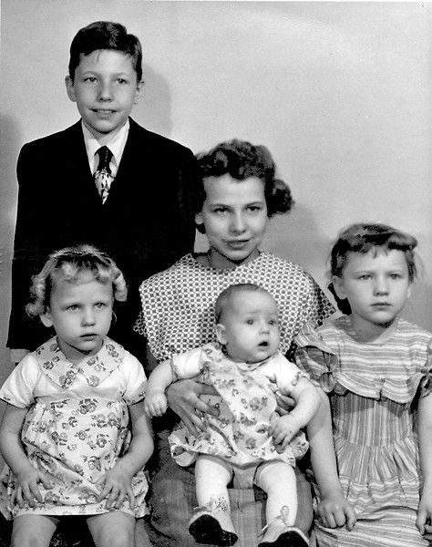 Philip & Olive Schuyler's children