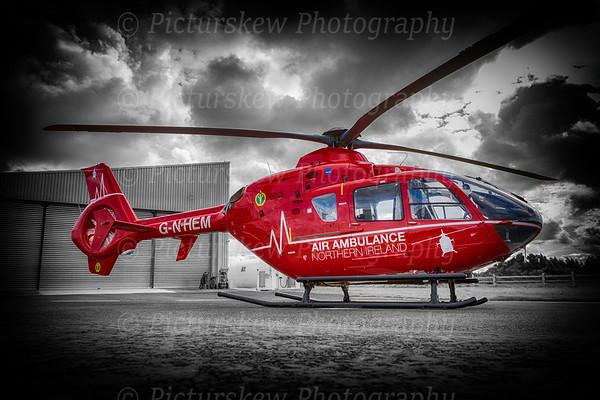 Air Ambulance NI HEMS