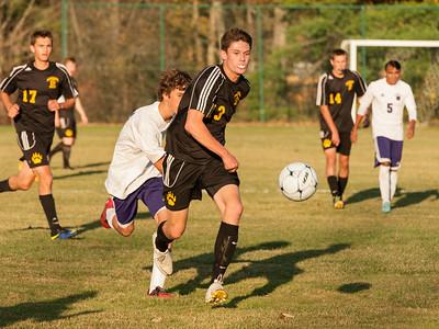 Maranacook vs Waterville Boys Soccer