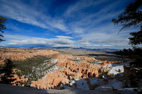 Road Trip to Bryce Canyon National Park Utah Feb 2020