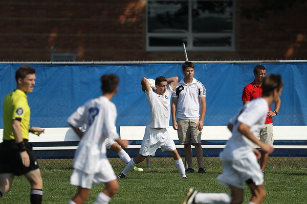 Martinsville vs Bloomington South Varsity Soccer