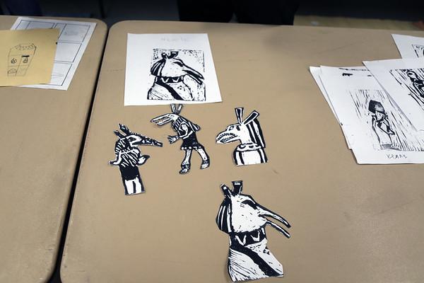 Big Screens, Little Folks Stop Motion Animation Workshops