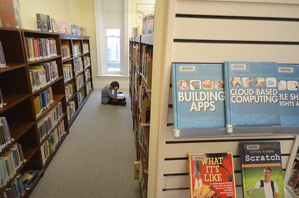 N. Adams Public Library struggles to retain services-121714