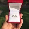 1.85ctw Old European Cut Diamond Stud Earrings 8