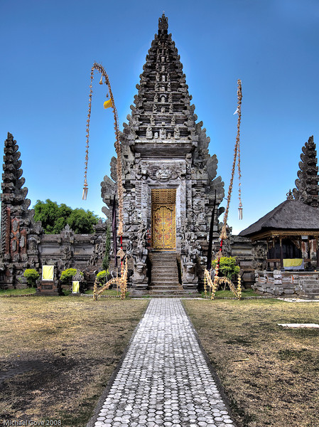 Pura Ulun Danu Batur Temple, Bali