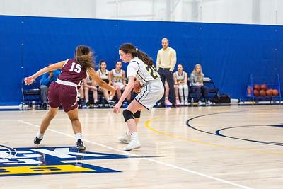 WA Girls JV Basketball 1/21/2020