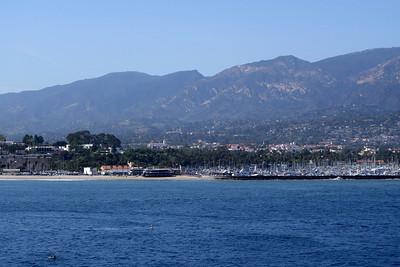 Wine Country Coastal Cruise May 3, 2014 - Embarkation Day - Santa  Barbara Port of Call - At Sea - 1st Formal Night