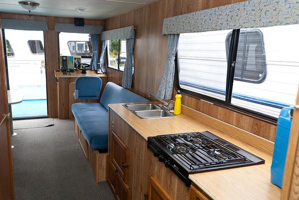 Egan Houseboat Living