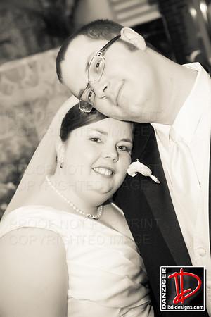 Tiffany and Jake Schepers wedding 2012
