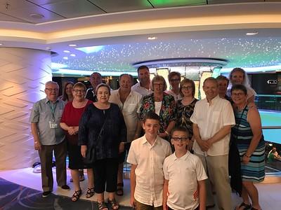 "Cruise # 56- ""Eastern Caribbean"" Cruise onboard ""Norwegian Escape""- August, 2017"