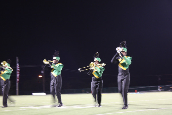 Senior Night: DeSoto versus Longview