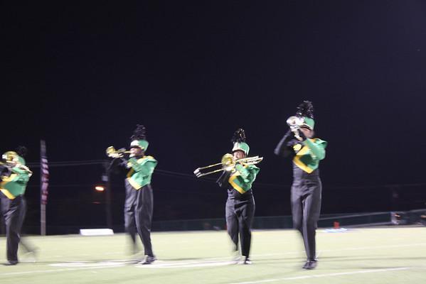 Senior Night: DeSoto versus Longview