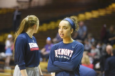 Belmont Women vs Vandy