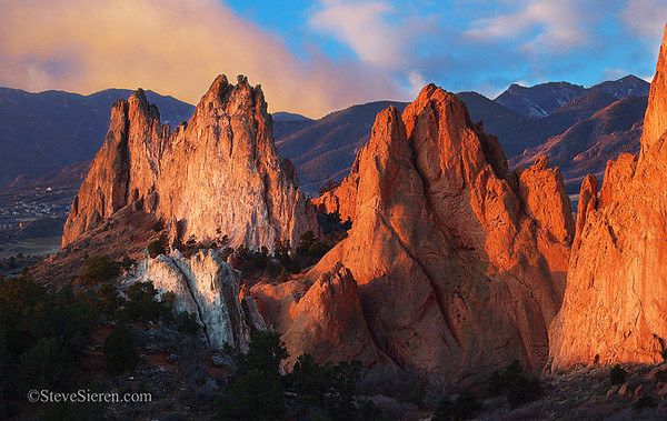 The Sunrise Gods