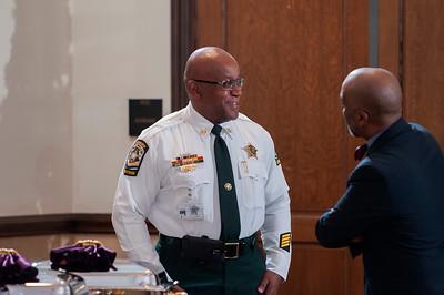 Sheriff Elect Gary McFadden Swearing In Ceremony @ 1st Presbyterian Church of Charlotte 12-4-18 by Jon Strayhorn