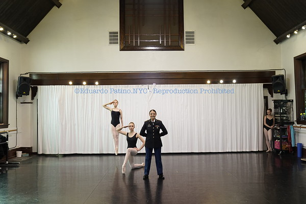 5-10-19 PRB  Army Reservist Brittiny and Ballerinas