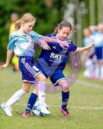Pinecrest Girls 2010 vs Lions FC