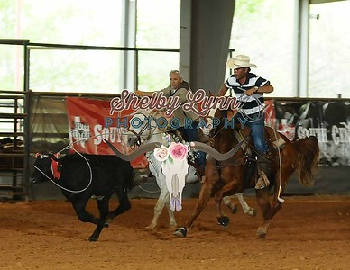South Central Cattle Company Team Roping
