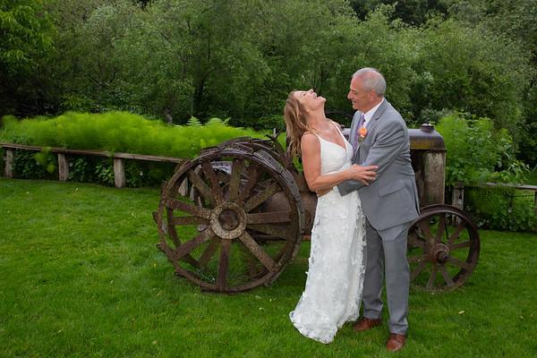 David and Kathie's Wedding