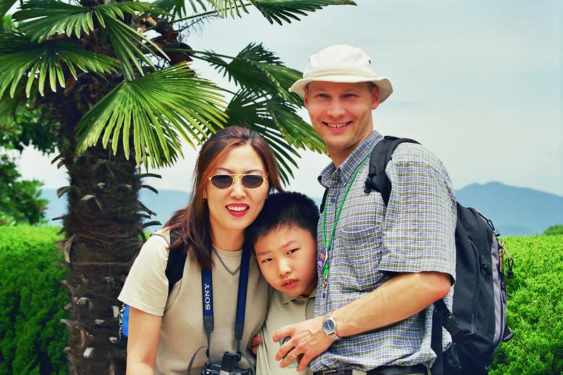 2001 summer in Koje Island Yang Suk Pyeong Hoon Rick.jpg