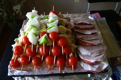 Barbecue @ Arbolita way