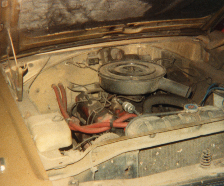 1968 Dodge Coronet 500 Convertible