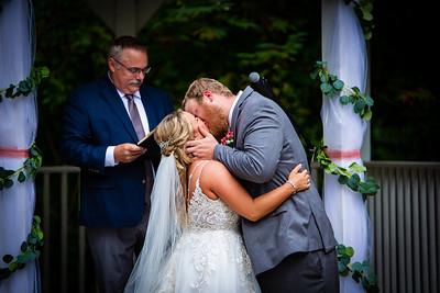 Bridget and Andrew Magee Wedding 2020