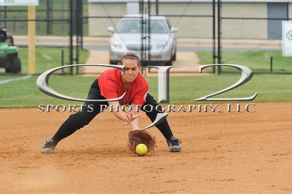 5-28-2014 Heritage at Woodgrove Softball (Varsity)