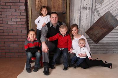C. Holladay Family