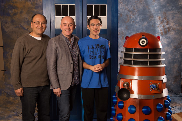 The Dalek: Barnaby Edwards 3:30pm