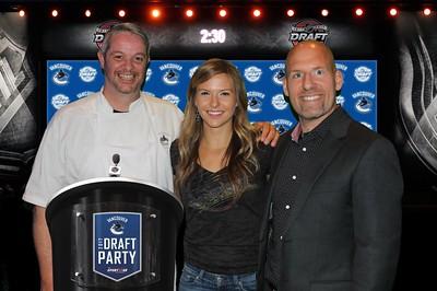 2017 DHL Draft Vancouver Canucks