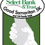 Annual Select Bank & Trust Good Samaritan 5K Run & 1 Mile Family Walk