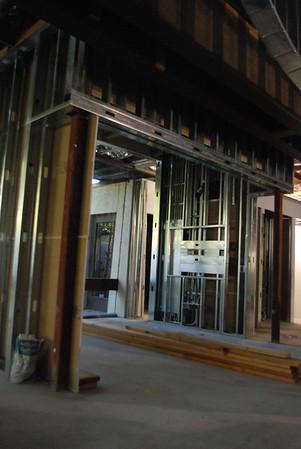 Palo Alto Downtown Library Construction