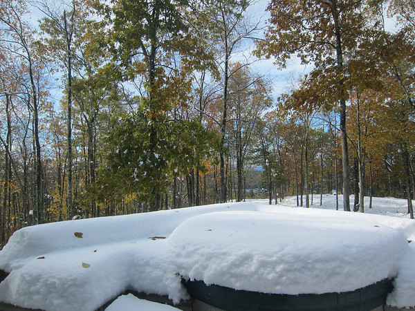 October Snowstorm 2011