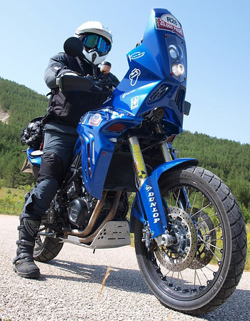 Rugged Roads F800GS Rally Kit