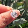 2.71ct Cushion Cut Diamond GIA E, SI1 29