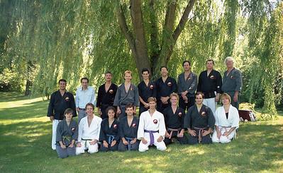 1991 - 1994 - Yin Yang Do