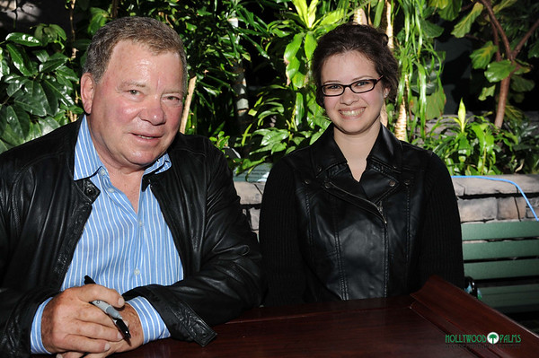 William Shatner @ Hollywood Palms 5.25.13