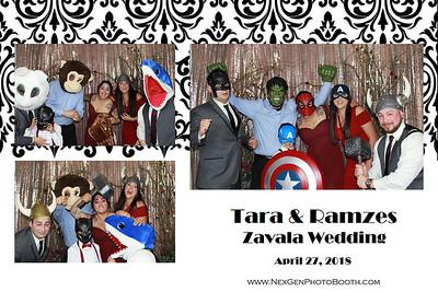 Tara & Ramzes' Wedding 4/27/18
