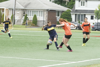 HH vs Saddle Brook Girls soccer (u18)