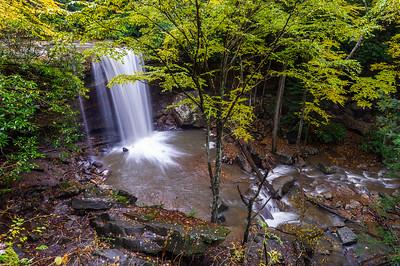 2018 Cucumber Falls (Ohiopyle)