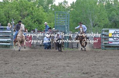 06-06-14 Steer Wrestling