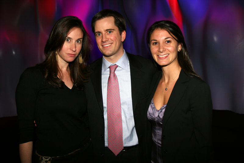 Wall Street Volunteers Winter Benefit at AER Lounge