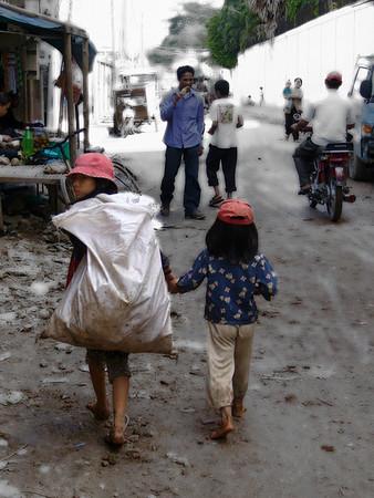 Garbage Princess - Cambodia