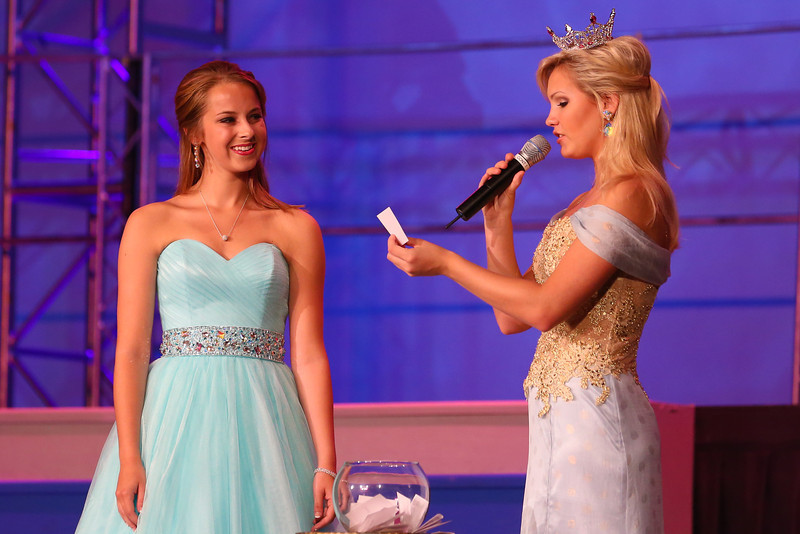Taylor Carmer - Miss All American City's Outstanding Teen