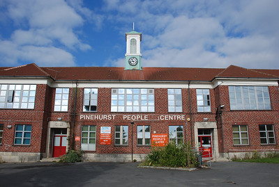Pinehurst Peoples Centre 2007.